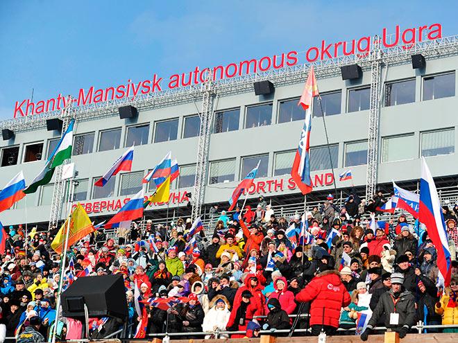 Гид по этапу: Ханты-Мансийск