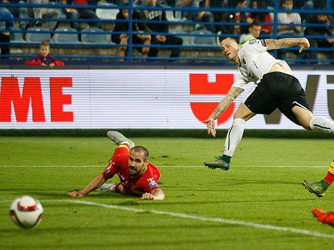 Обзор отборочных матчей Евро-2016: группы С, Е, G