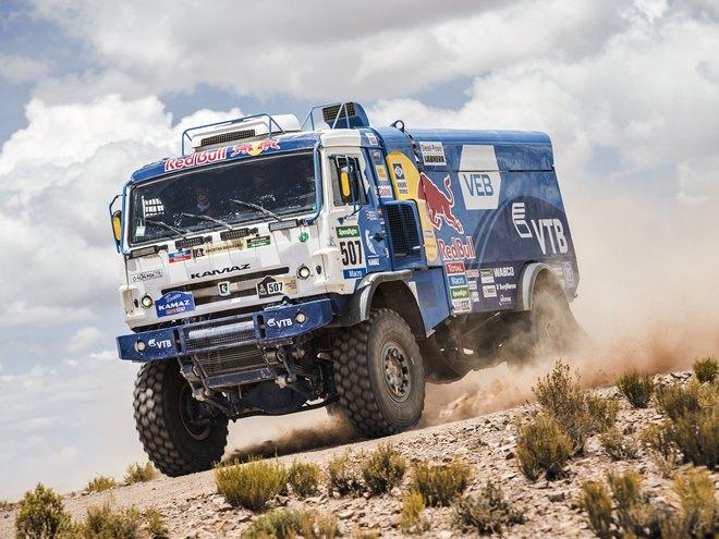 Главные события 12-го этапа ралли-марафона «Дакар»