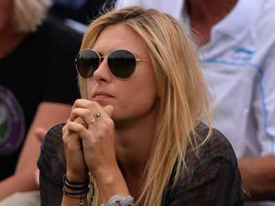 Мария Шарапова пропустит US Open-2013