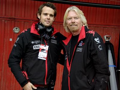 Соучек: Формула-1 нуждается в смене поколений