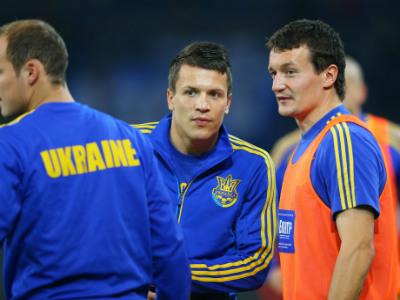 Десять украинцев могут пропустить ответный матч