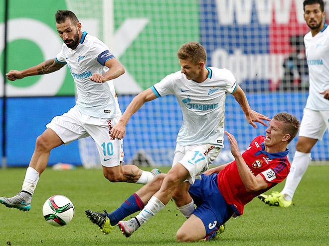 Вернблум, Тарасов, Денисов – жёсткие игроки РФПЛ