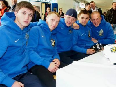«Украинские атаманы» встретятся с «Командой Герман