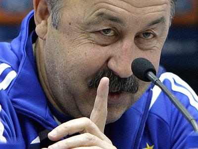 Газзаев остаётся в Киеве