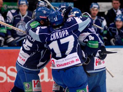 Минск заболел хоккеем