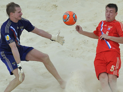 Андрей Бухлицкий и Юрий Крашенинников