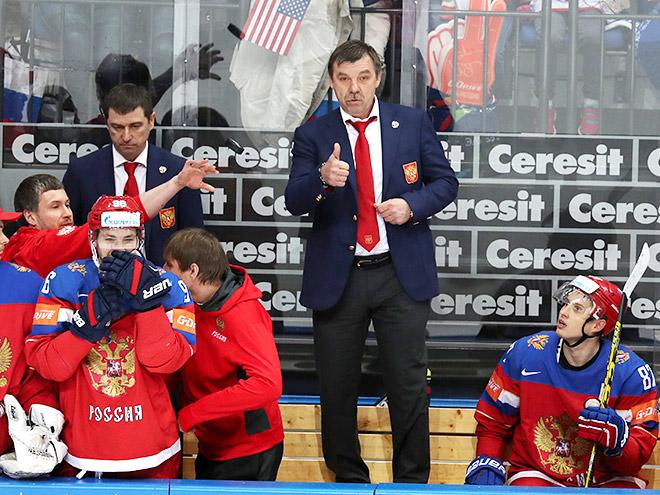 ЧМ-2016. Россия – США – 7:2