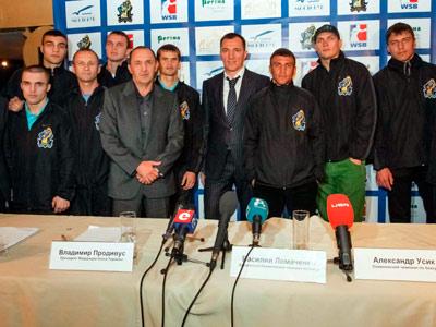 В пятницу украинская команда дебютирует в WSB
