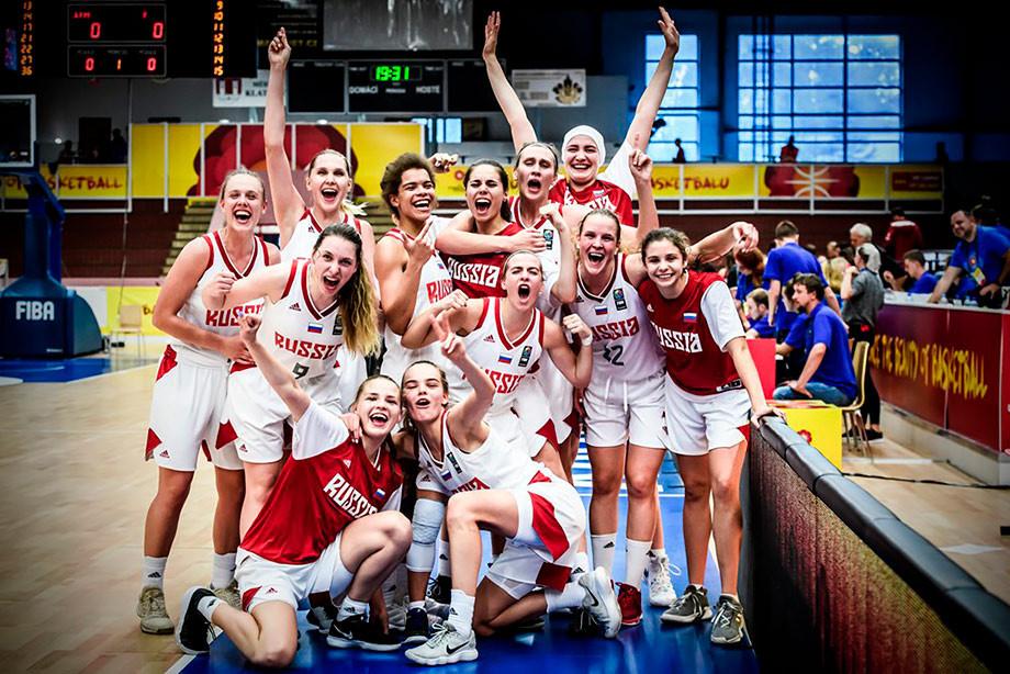 Сборная России U20 вышла в финал чемпионата Европы