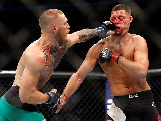 Обзор турнира UFC 202