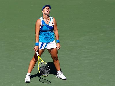 Кузнецова осталась без четвертьфиналов