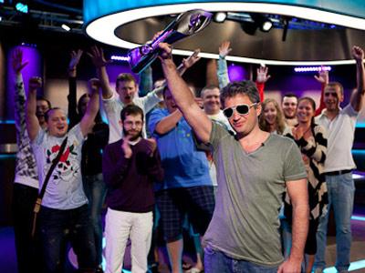 Алексей Билокур стал игроком года PokerRank