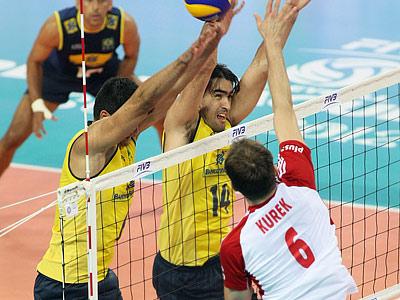 Бразилия — Польша — 2:3