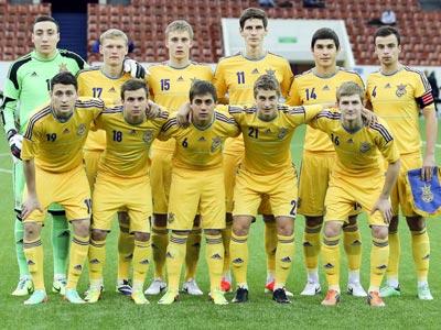 Сборная Украины (U-21) пробилась в ¼ финала
