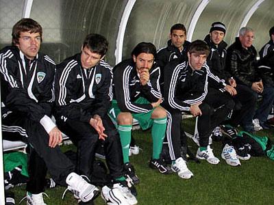 Алханов: мы быстро найдём нового тренера