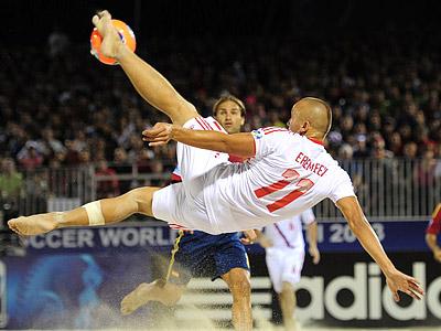Пляжный футбол. ЧМ-2013. Россия – Испания – 5:1