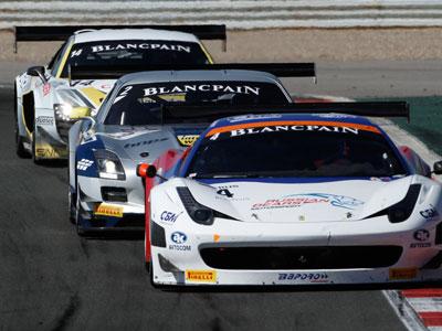Обзор первых этапов FIA GT3 European Championship