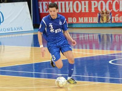 Интервью динамовца Ромуло, забившего «Марке» два гола в Кубке УЕФА