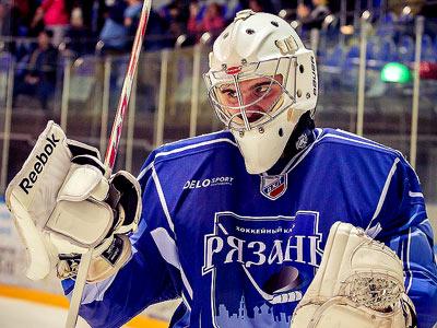 Алексей Трифонов - лучший голкипер недели ВХЛ