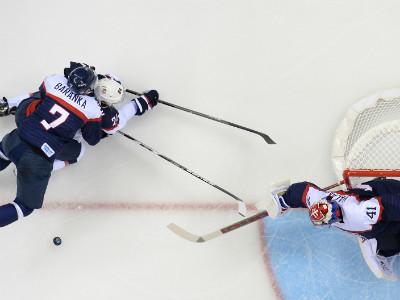 Сочи-2014. Хоккей. Словакия – США – 1:7