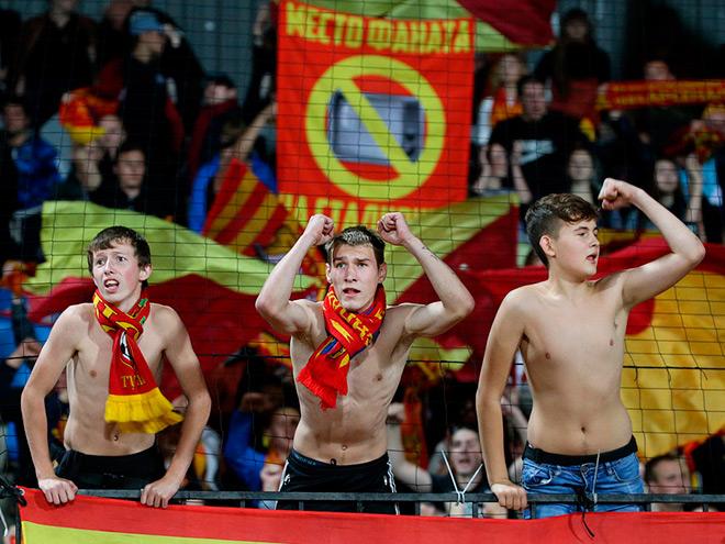 Как живёт самая яркая трибуна России – тульского «Арсенала»