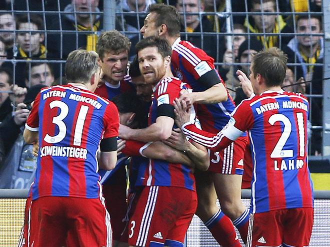 «Боруссия» - «Бавария» и другие матчи субботы