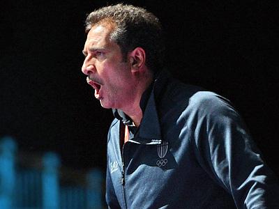 Стефано Чериони на Олимпиаде в Лондоне