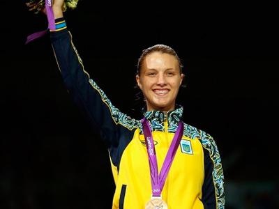 Украина взяла медаль в фехтовании