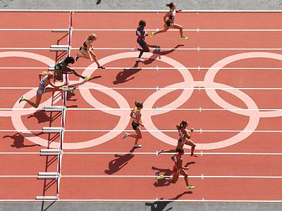 Лондон 2012. Лёгкая атлетика