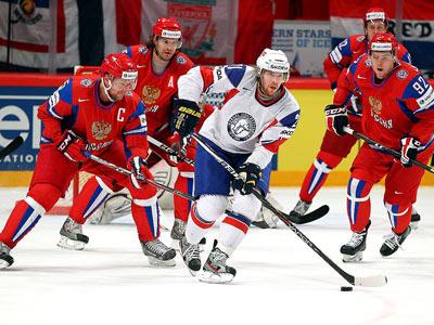 Сочи-2014. Хоккей. Пары 1/8 финала
