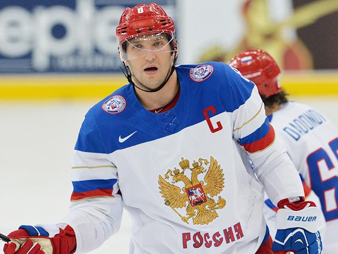 Овечкин и Малкин – о матче Россия - Франция