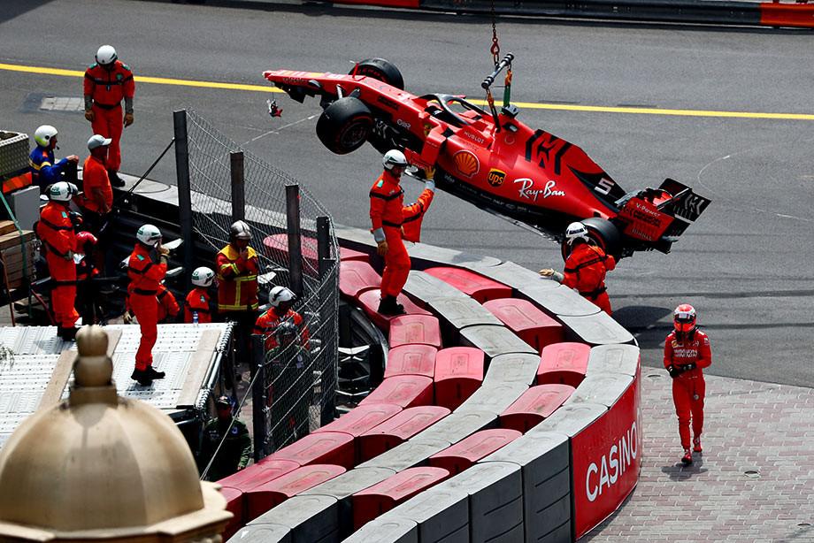 Проблемы «Феррари» в сезоне-2019