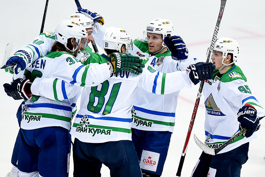 «Салават» выйдет на второе место Востока. Прогнозы на игровой день КХЛ