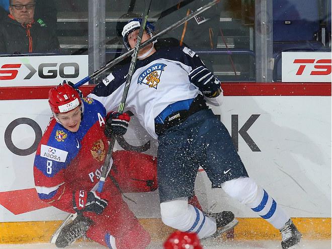МЧМ-2016. Финал. Россия - Финляндия.