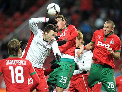 «Локомотив» проиграл дома «Амкару» - 1:2