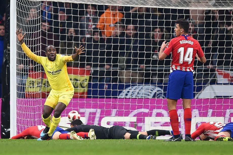 Думбия выбил «Атлетико» из Кубка Испании. Это был феерический матч!