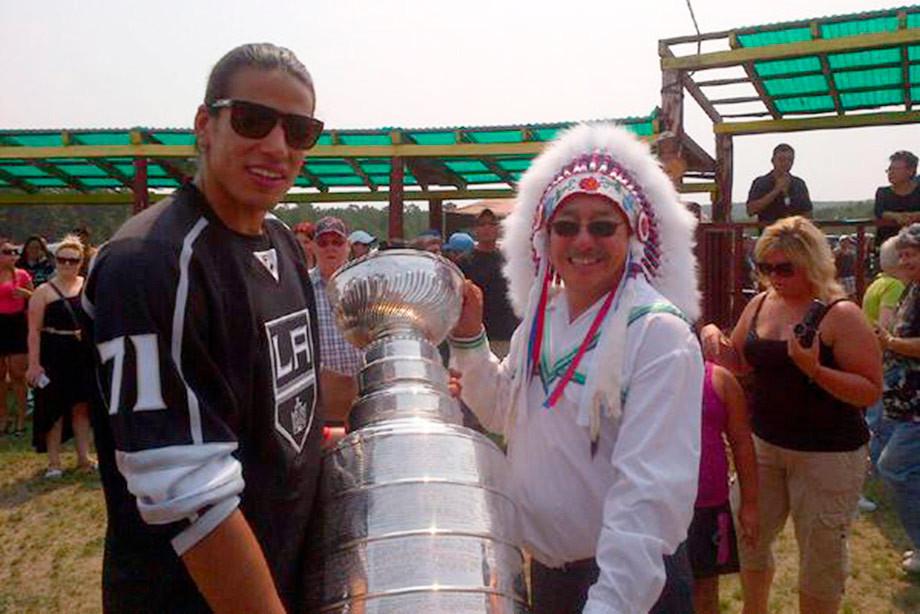 Индейцы, становившиеся обладателями Кубка Стэнли