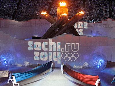 Олимпийская хроника Сочи