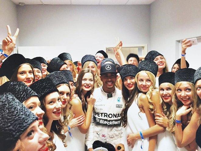 Каким мы запомнили Гран-при России 2015 года?
