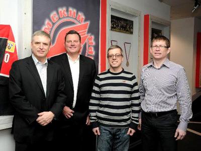 Североамериканские представители посетили Омск