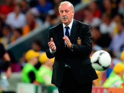 Послематчевые комментарии тренеров сборных Испании и Португалии
