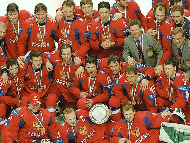 Хоккею на «Чемпионате» — 9 лет!