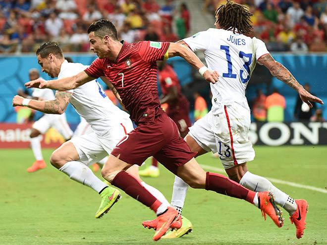 Португалия — США — 2:2