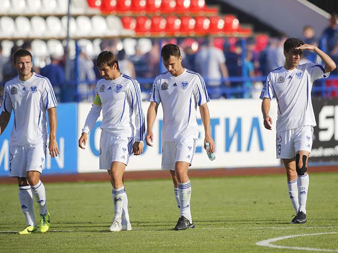 Почему «Волга» отстранила 10 футболистов