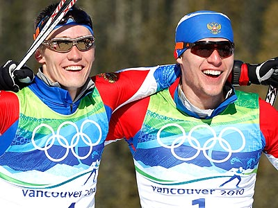 Итоги-2010. Лыжные гонки.