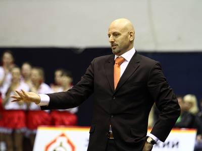 В Суперлиге четыре тренерские отставки