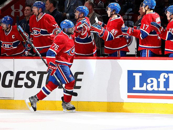 «Монреаль» вышел вперёд в серии с «Бостоном» - 2-1