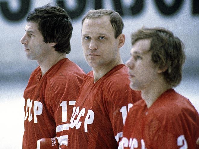 Всё золото нашего хоккея. Чемпионат мира – 1979