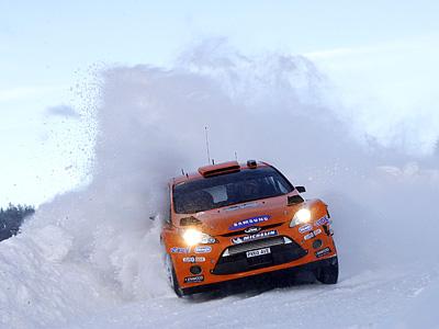 """WRC-2011: частники """"Форда"""""""